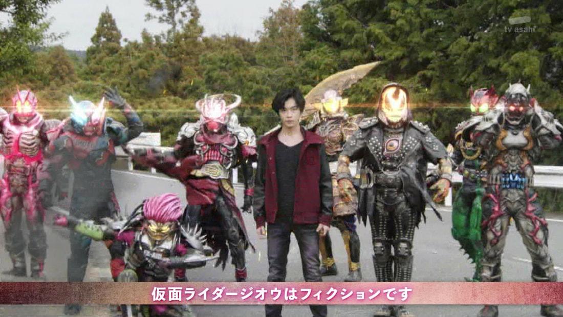 Kamen rider zi-o episode 28 sub indo