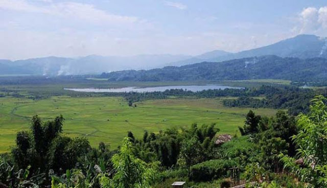 Unsolved mystery of Lake of No Returns in Myanmar