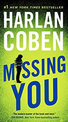 Missing You by Harlan Coben (book cover)