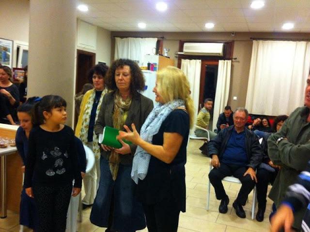 Ο Εκπολιτιστικός Σύλλογος Μάννα καλωσόρισε τους Πόντιους «γείτονές» του