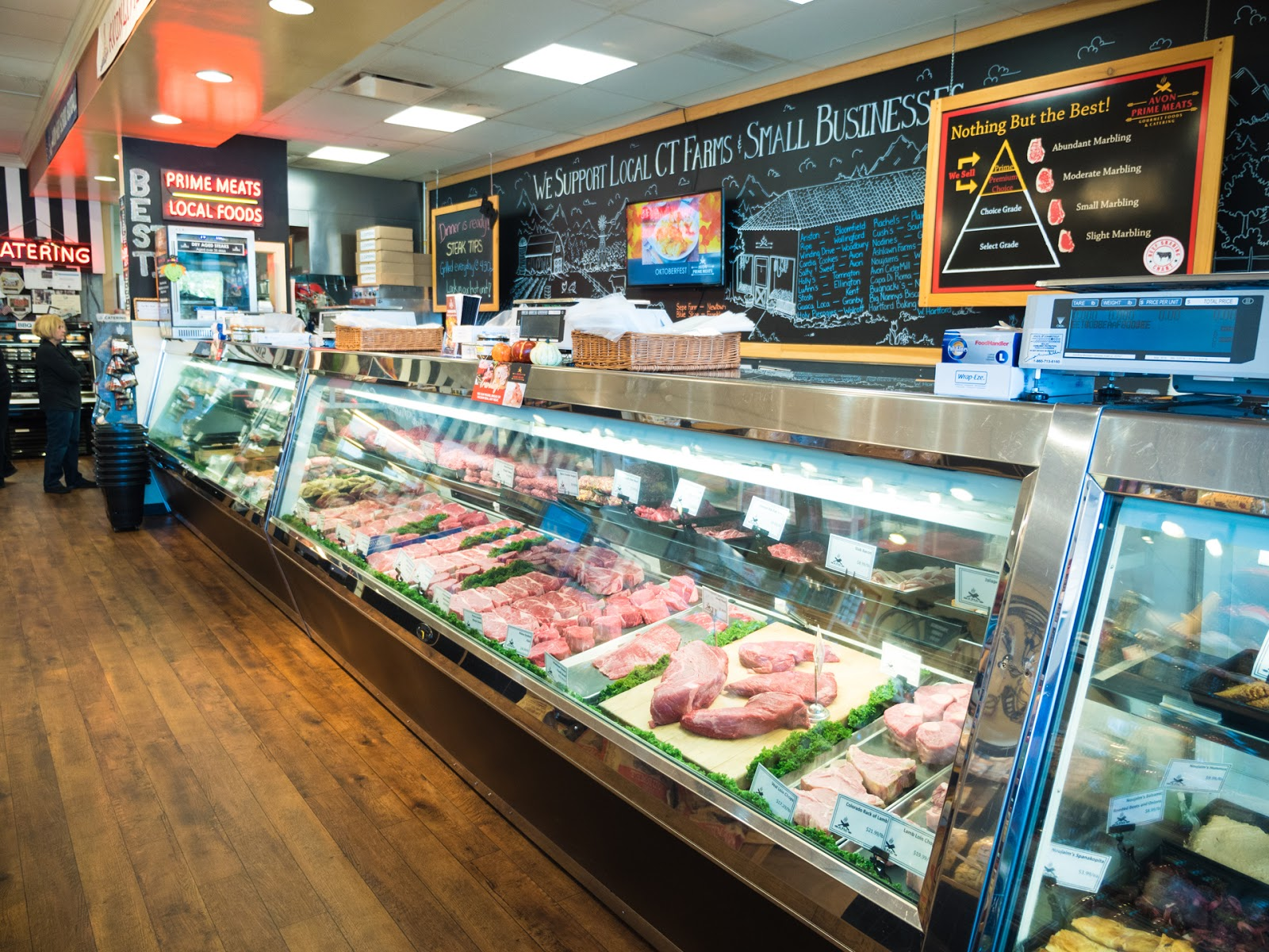 Local Food Rocks: Avon Prime Meats