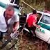 Inaudito: videos registraron robo de armamento a policías asesinados en emboscada en Cauca