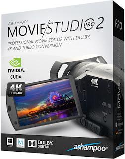 Ashampoo Movie Studio Pro ortable