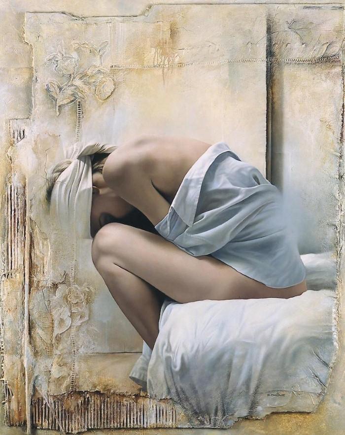 Современные художники Франции. Pascal Chove 7