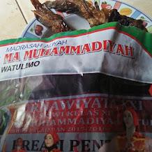 Sedih! Ketika Logo MAM Watulimo Menjadi Merk Ikan Bakar