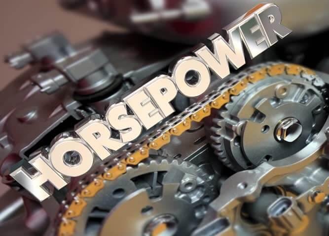 Enjin kuasa kuda