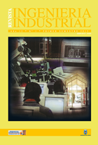 Revista Ingeniería Industrial
