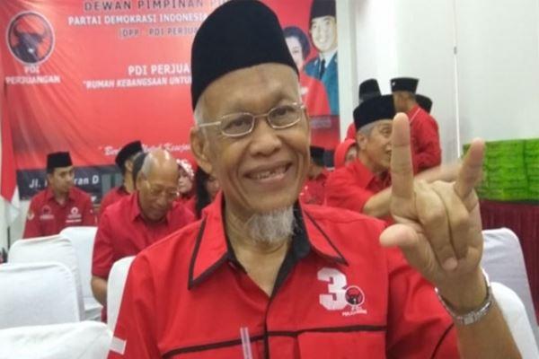 Pendiri PKS dan Caleg PDIP Yusuf Supendi Meninggal Dunia