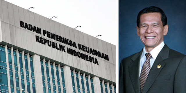 BPK Bantah Berita Bocornya Dana Proyek infrastruktur