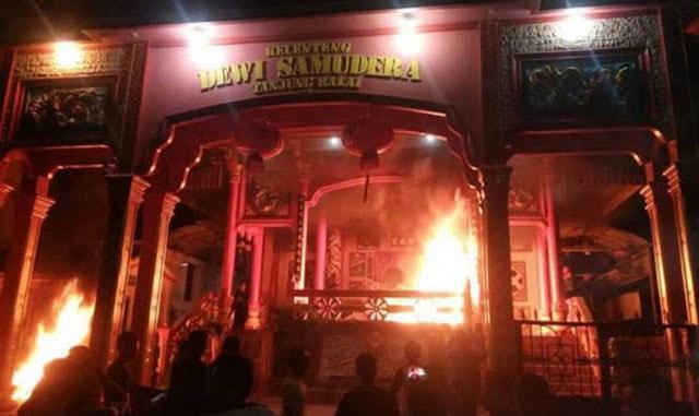 Penyebab Kerusuhan Tanjung Balai, Polri Salahkan Media Sosial