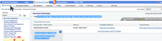 How to Register SBI Internet Banking Online