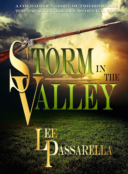 Blog Tour - Storm in the Valley - Lee Passarella