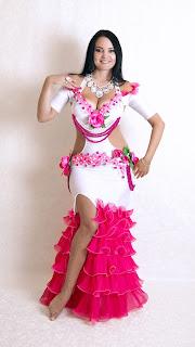 Как сделать костюм для восточных танцев фото 287