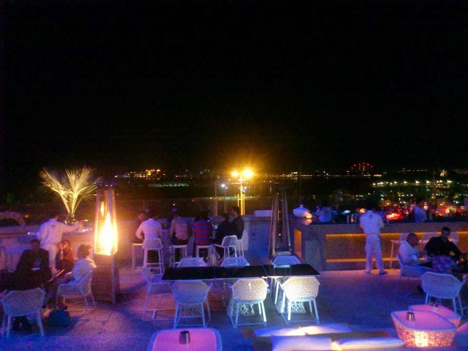 Grosvenor Hotel Rooftop Bar Dubai