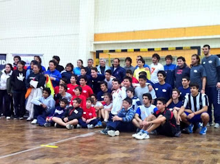 Mini Campus Go7 con Seba Simonet - VIDEO Argentina | Mundo Handball