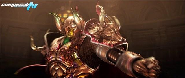 Caballeros del Zodiaco La leyenda del Santuario 1080p Latino