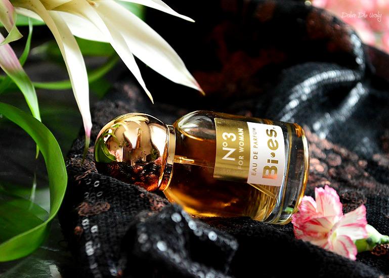 Woda perfumowana Bi-es Numbers Collection for Woman No3- recenzja