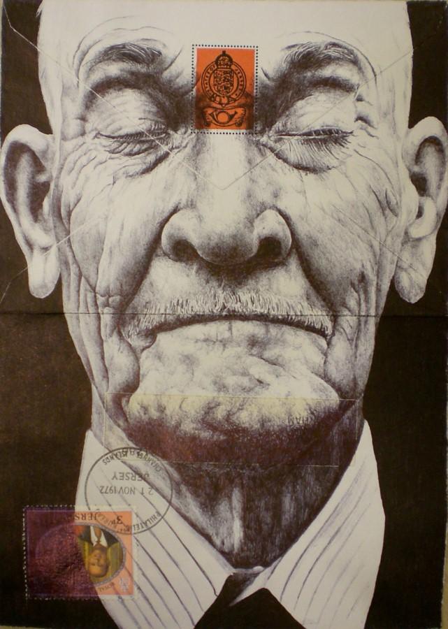 Реалистичные рисунки шариковыми ручками. Mark Powell 9
