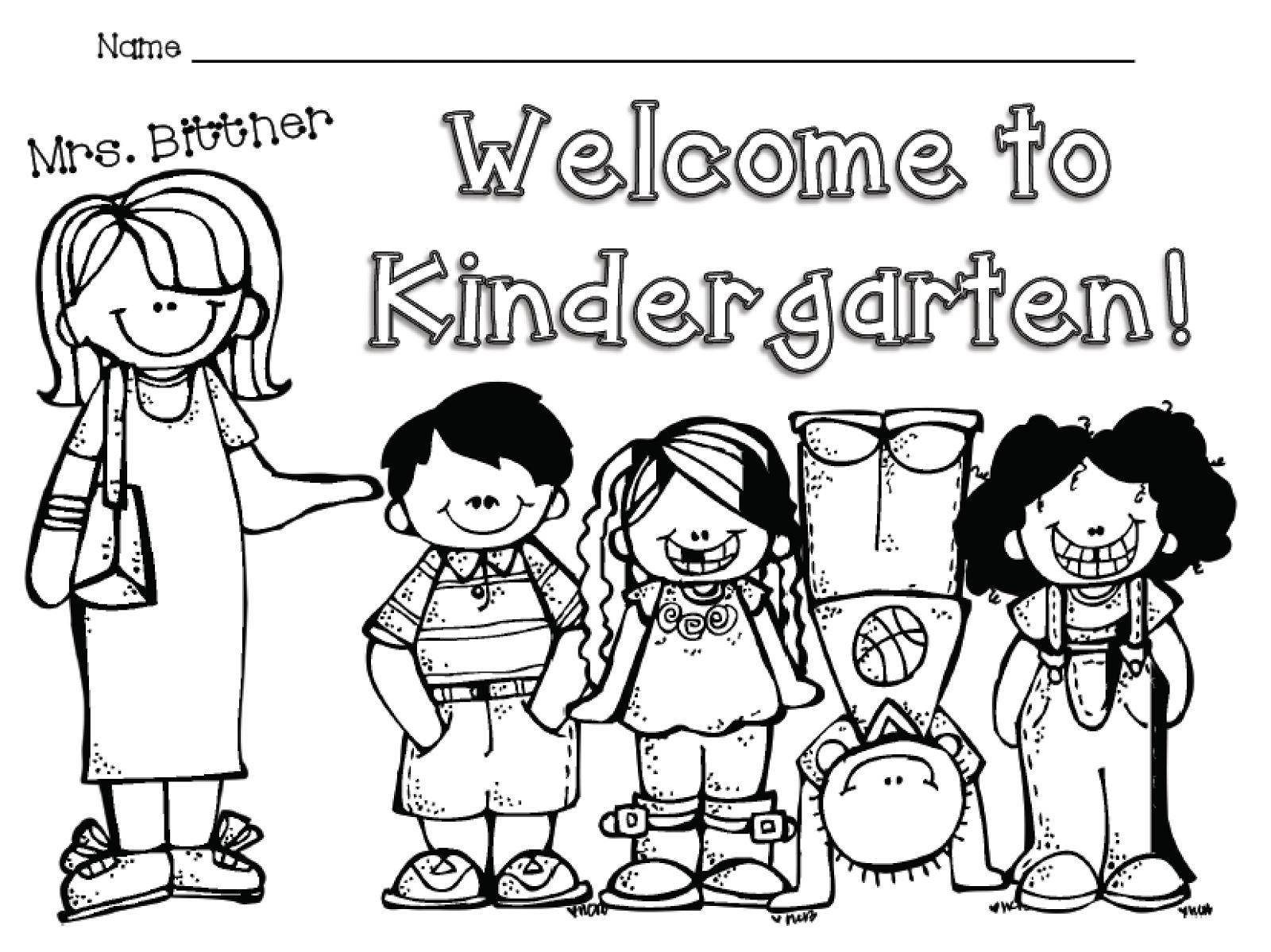 mrs lirette 39 s learning detectives welcome to kindergarten free