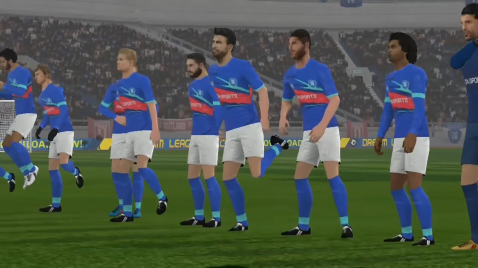 تحميل دريم ليج 2020 للموبايل اندرويد مهكرة 20 dream league