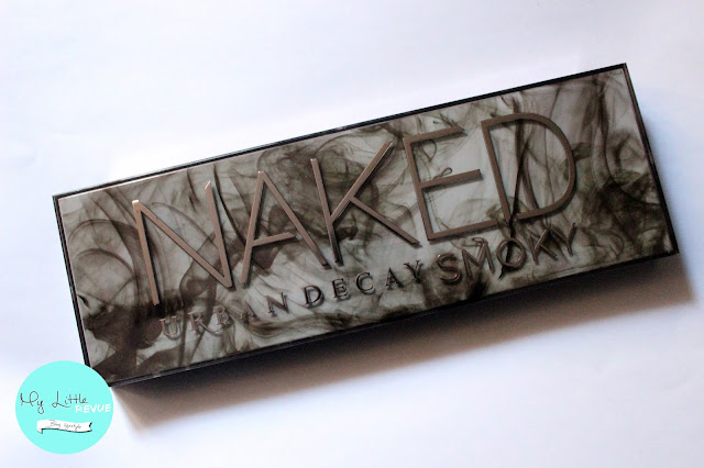 revue Naked Smoky Urban Decay