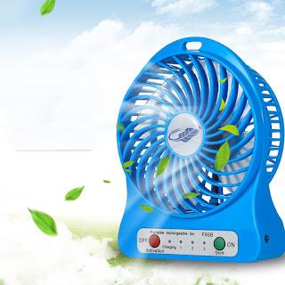 mini ventilatore usb 3 velocita maxexcell