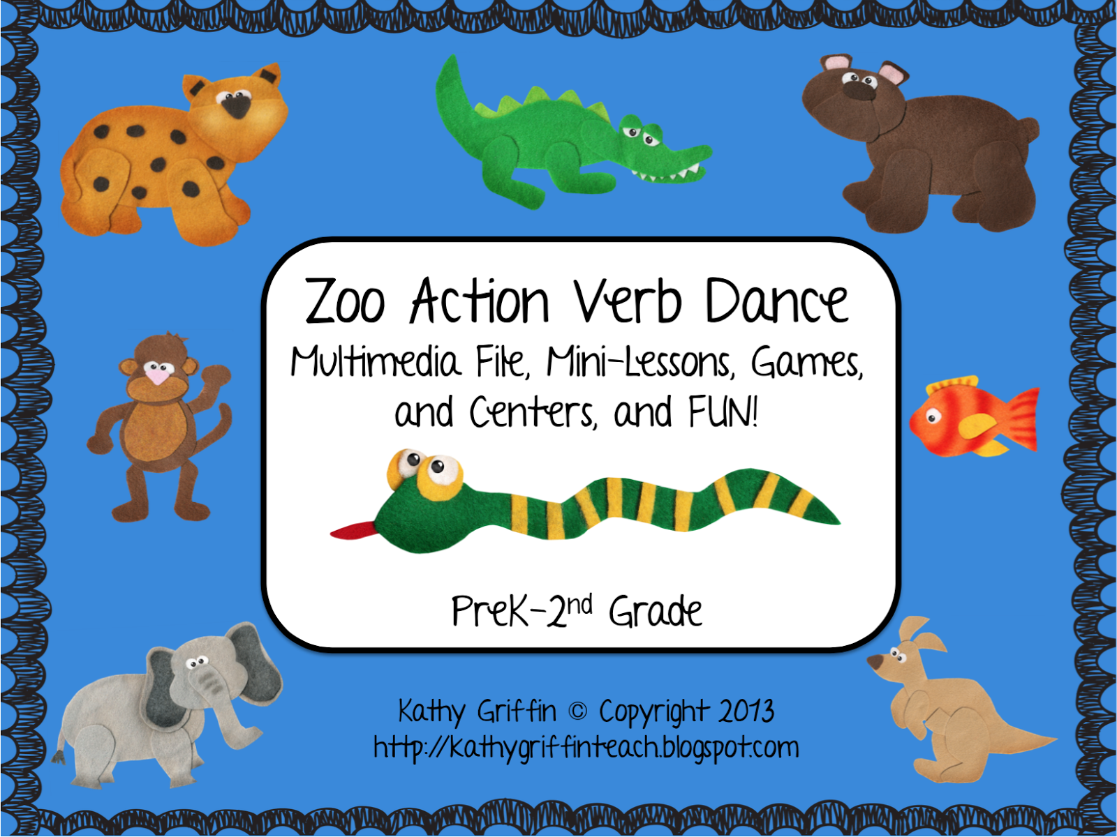 Sing and Move with Zoo Animals