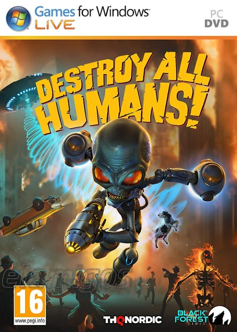 Download Destroy All Humans (2020) for pc