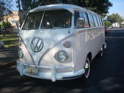 1967 vw bus 13 window deluxe mexico vw bus for sale. Black Bedroom Furniture Sets. Home Design Ideas