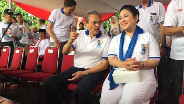Titiek Soeharto: Indonesia Bisa Bubar Kalau Utang Negara Naik Terus