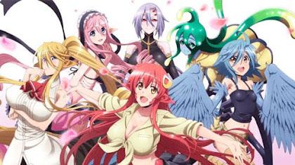 Monster Musume No Iru Nichijou ( COM E SEM CENSURA ) Todos os Episódios Online