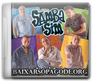 Grupo Samba Sim – CD (2012)