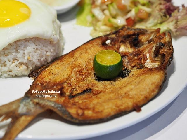 Daing Na Bangus (Pickled Deboned Milkfish)