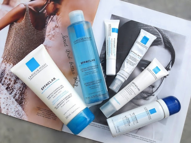 Acne-Free Skin with La Roche-Posay