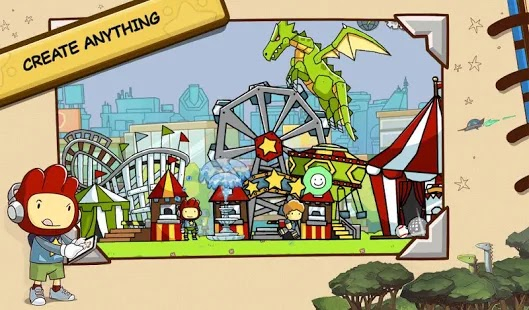 Scribblenauts unlimited Apk+Data Free on Android Game Download