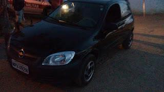 Policia Militar de Baraúna recupera mais um carro roubado
