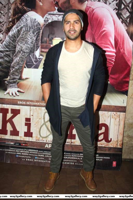Just watched KiAndKa Great concept and well executed bybalki arjunk and kareena are the perfect kiandka said Varun Dhawan via Twitter