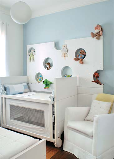 Baby boy nurseries ideas - Decoracion de habitaciones de bebes varones ...