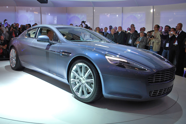 Look At the Car: 2013 Aston Martin Rapide