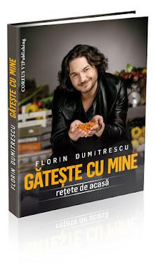 Lansare Carte Gateste cu mine de Florin Dumitrescu, Masterchef - Silviu Pal Blog