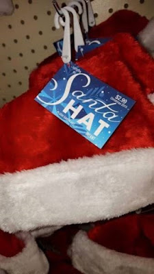 santa shat funny product name design fail