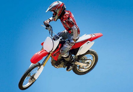 Review Honda CRF150R