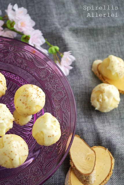 Spirellis Allerlei - Kuchen Pralinen Zitrone