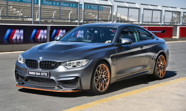 BMW M4 GTS Production Completed - They Built A Lot More Than They Said They Would