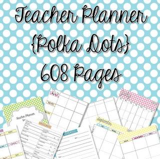 https://www.teacherspayteachers.com/Product/Teacher-Planner-Polka-Dots-287314