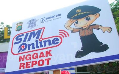 Kapolri Resmi Launching SIM Online, Begini Cara Daftar dan Manfaat Positif Yang Bisa Anda Dapatkan !