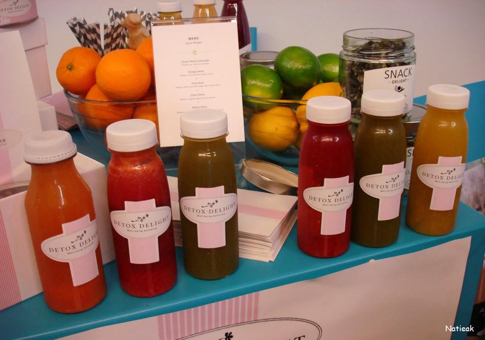 Detox Delight: la cure fruits et légumes bio