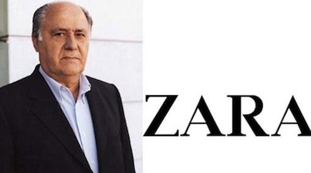 Bos Zara Kini Orang Terkaya ke-6 Dunia