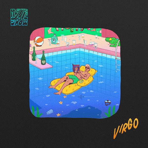 Rejjie Snow - Virgo (feat. Pell) - Single Cover