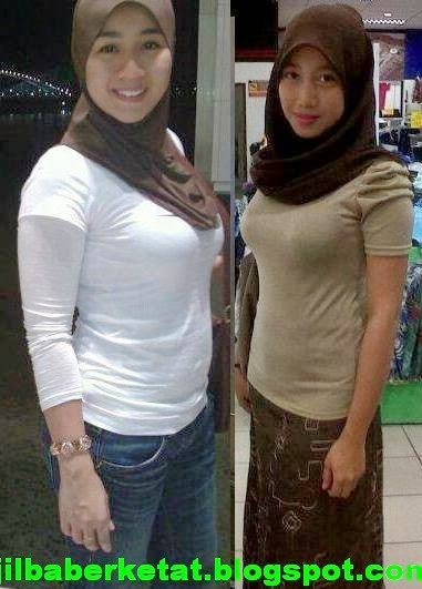 Kumpulan Foto Baju Ketat Jilbab